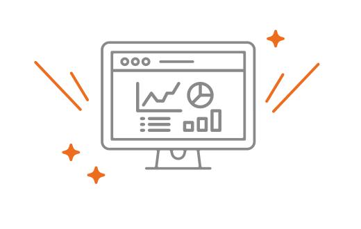豊富な分析機能でサイト改善
