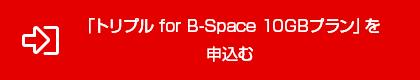 「トリプル for B-Space 10GBプラン」を申込む